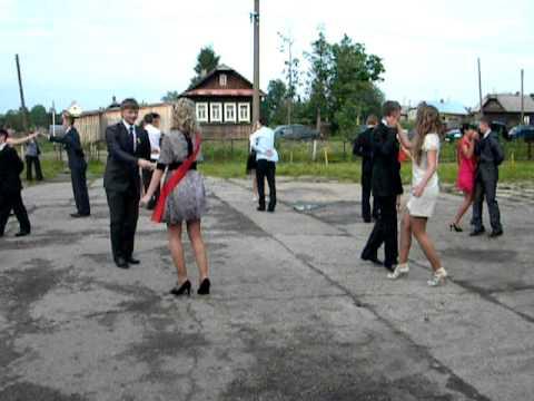 Школьный вальс 2011 МОУ СОШ №2 Омутнинска