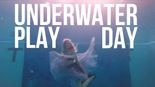 Underwater Play Day!