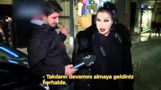DIVA BULENT ERSOY ALIS VERISE DOYMUYOR 2017 Video
