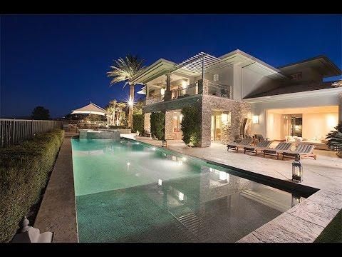 Elegant Estate with World Class Resort Amenities in Las Vegas, Nevada