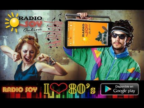 Música Retro Paraguay - Radio Soy 70s 80s 90s  - 24 Horas de solo éxitos