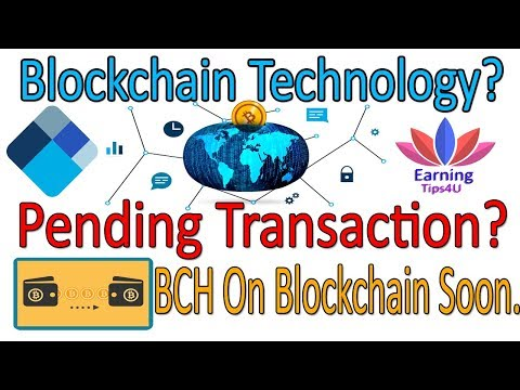 BCC On Blockchain Soon - Blockchain System (LN)? Pending में क्यू जाते हैं - In Hindi