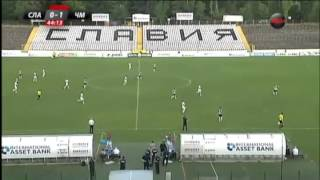 Slavia Sofia vs Cherno More full match
