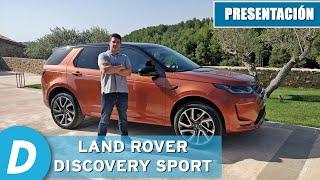 Land Rover Discovery Sport 2020 ¿el mejor SUV para 4x4? | Primera prueba | Diariomotor