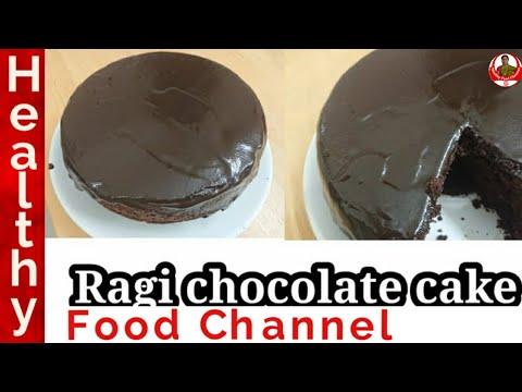 Ragi chocolate cake recipe in tamil | Ragi cake recipe in ...