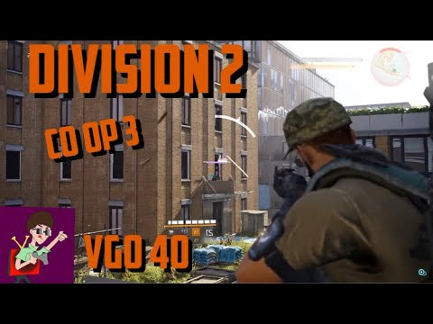 Tom Clancy's Division 2 Vgo and Mooninja04 Huntin Hyenas! |
