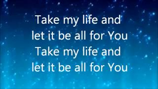 Lift My Life Up by Unspoken with lyrics