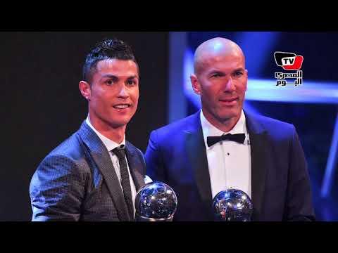ريال مدريد يسيطر على جوائز الفيفا.. رونالدو وزيدان الأفضل  - نشر قبل 2 ساعة