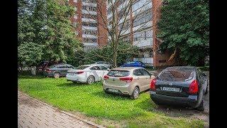 Как правильно парковать свой автомобиль в ряд. Онлайн игра.