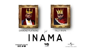 Diamond Platnumz Ft Fally Ipupa - Inama (Official Audio).mp3