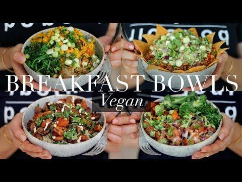 Savoury Breakfast Bowls (Vegan/Plant-based) | JessBeautician