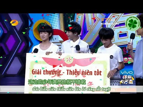 [Vietsub] [Full] Happy Camp 140520 - TFBOYS, Beijing Love Story, My Old Classmate