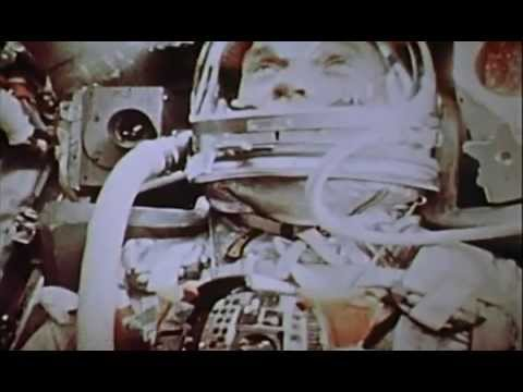 John Glenn Motivational Speech Against Howard Metzenbaum