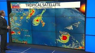 Florence Update: 5 p.m. Saturday
