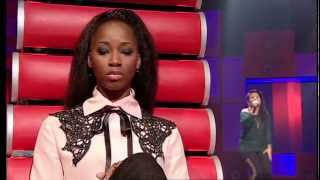 Eimear Bradley performance on The Voice Of Ireland - Blind Auditions