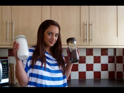 How to make Greek frappe without a whisk - by Auntie Sofia