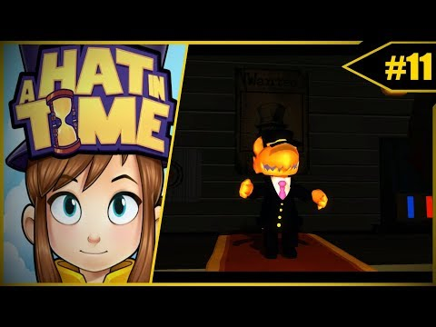 A Hat in Time - Walkthrough Part 11: Award Ceremony & Conductor Boss Fight  (No Commentary)