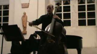 Ekkehard Beringer - Brahms Cello Sonata No. 1 in E minor 1st mov