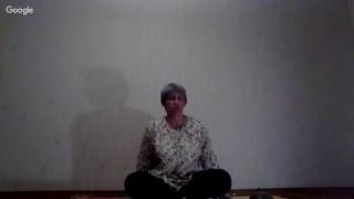 Практика Хатха йоги .занятие 2