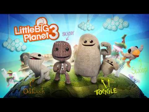 Little Big Planet 3 - Soundtrack Pink Shoelaces (Agujetas de color de rosa)
