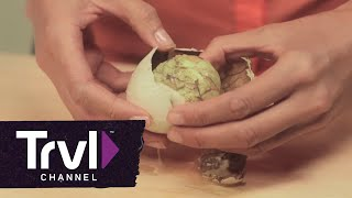Philippines Hangover Cure: Balut Egg