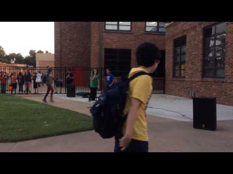 Loud music at school?!