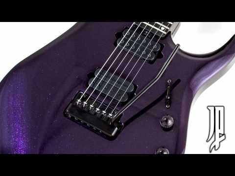 Music Man JPX John Petrucci Signature Model Guitar Sound Bite