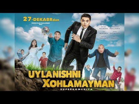 """""""Uylanishni xohlamayman""""- Superkomediya"""