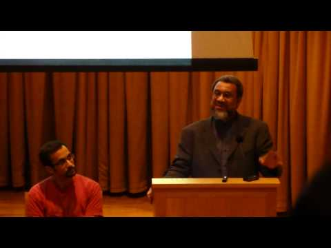 Daud Abdullah - Cambridge University - Part 1