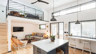 Incredible Stunning Hiatus Tiny House By Tiny Smart House