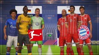 KÖNNTEN DIE BESTEN EHEMALIGEN BULI-SPIELER DEN FC BAYERN SCHLAGEN!?? 🤔🏆🔥 - FIFA 18 Experiment #17