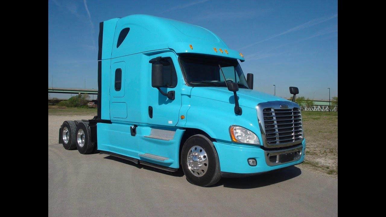 2014 Freightliner Cascadia Evolution for sale