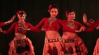DRUMS AND SAGAT - Banjara School Of Dance
