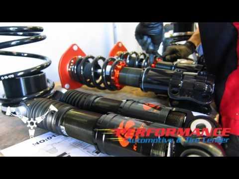 Ksport coilover install Veloster Turbo