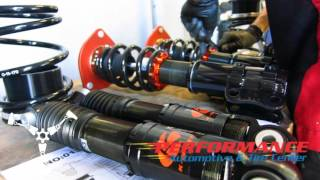Ksport coilover install Veloster Turbo