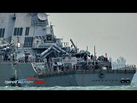 Heat (October 14): Tensions Flared as Beijing CHALLENGE US Navy Warship to leave 'immediately'