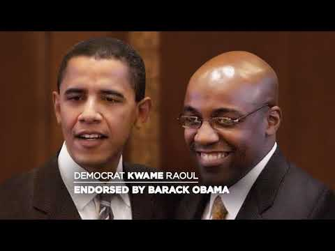 November Sixth | Kwame Raoul for Attorney General