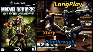 Marvel Nemesis: Rise of the Imperfects - Longplay Full Gameplay Walkthrough No Commentary