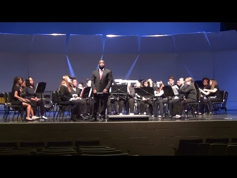 North Dorchester Middle School Symphonic Band at Six Flags Music in the Park 2018