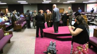 Altar Service, It reaches to the highest mountain