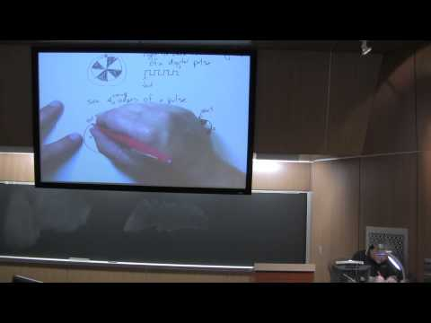 Introduction to Robotics Course 2013 - Lecture 10 - Wheeled Motion & Wheel Encoders