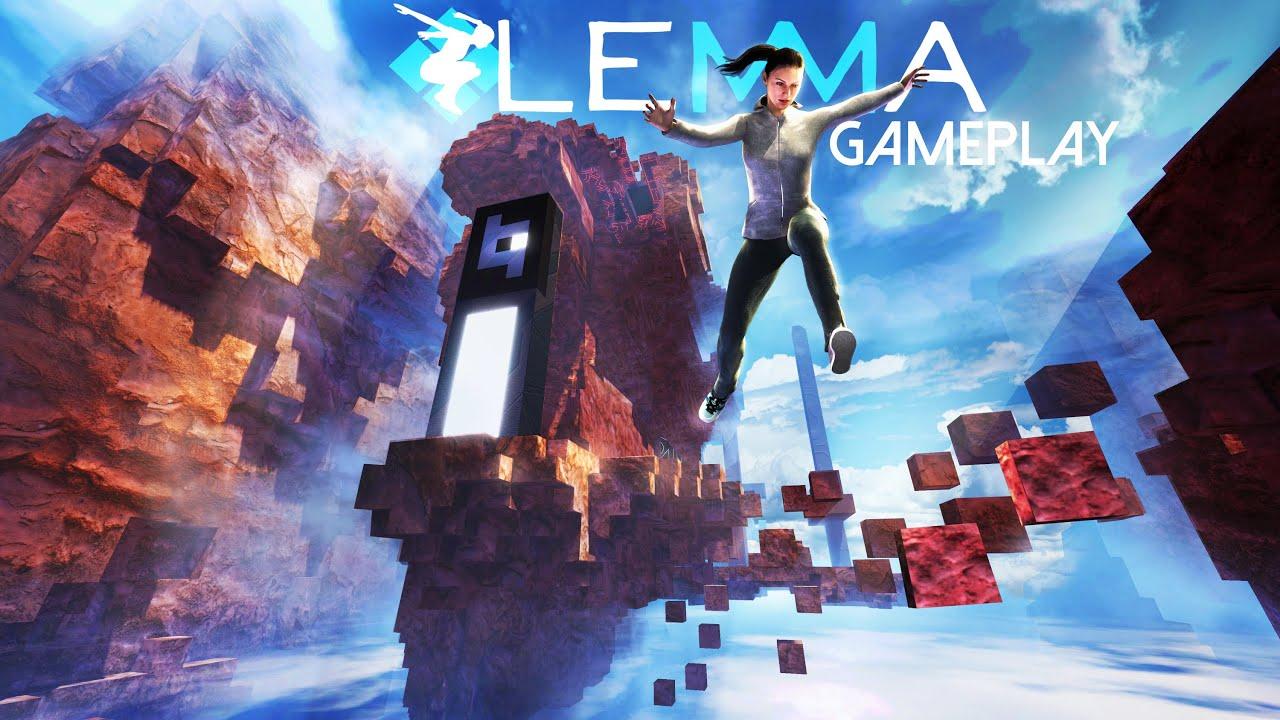 Lemma Gameplay Pc Hd Youtube