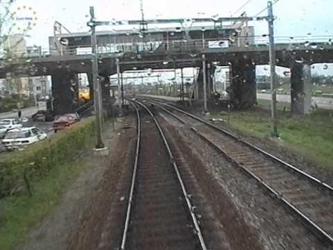 Euro Rails 81 - De klassieke NMBS stellen komen naar Maastricht