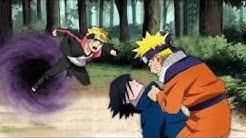 Boruto Meets Naruto and Jiraiya! - Sasuke and Boruto Travels Back In Time