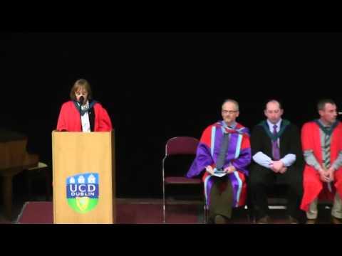 UCD School of Veterinary Medicine - White Coat Ceremony 2016