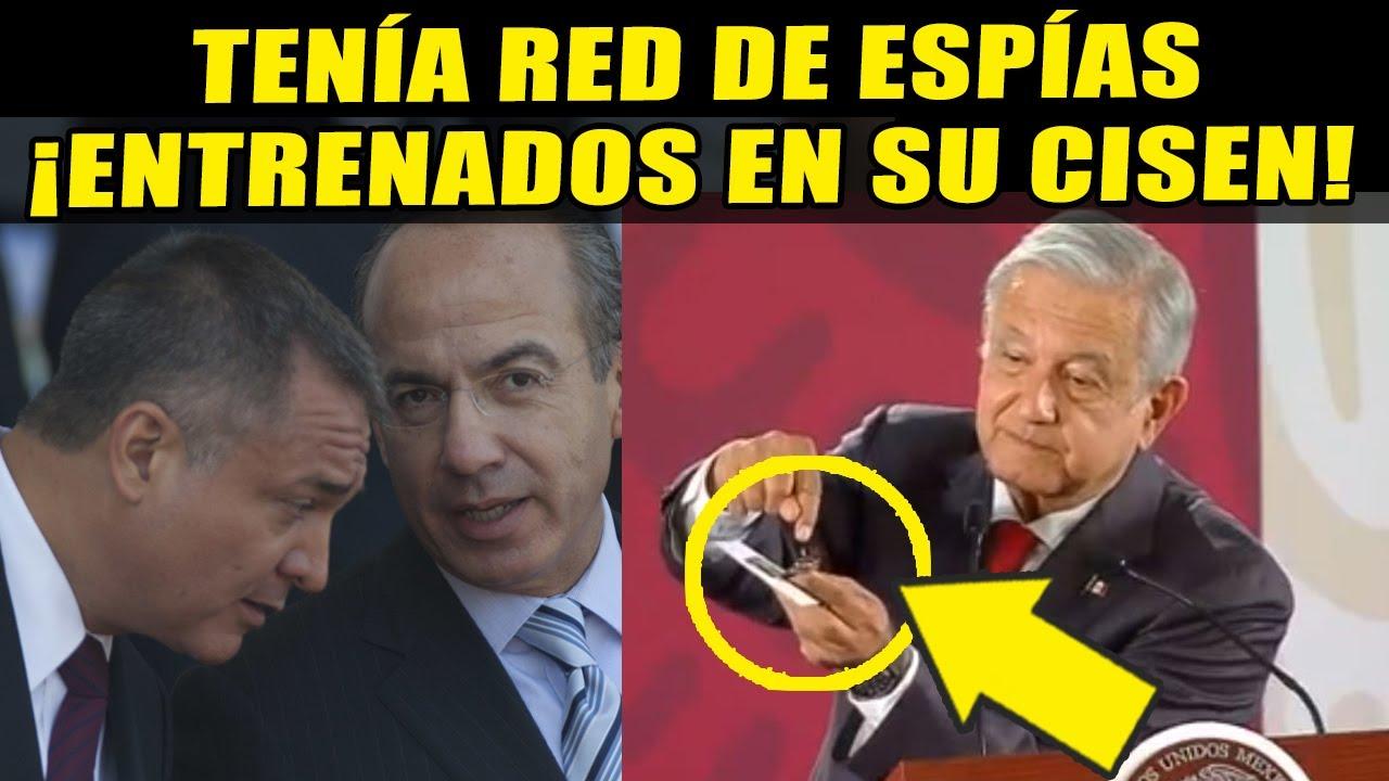 ACABA DE PASAR! AMLO ACABA CON RED DE ESPÍAS INFILTRADOS EN SU GOBIERNO
