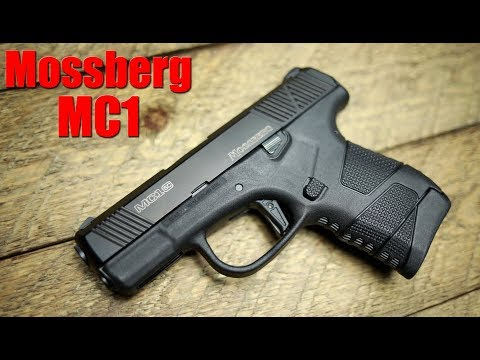 Mossberg MC1 Single Stack 9mm First Shots