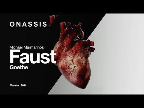 """""""Faust"""" by Goethe, directed by Michael Marmarinos 