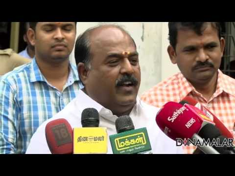 Tiruppur MLA Gunasekaran on OPS Demands AIADMK Merger Negotiations List