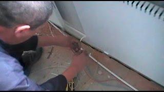 видео Конвекторы отопления электрические с терморегулятором